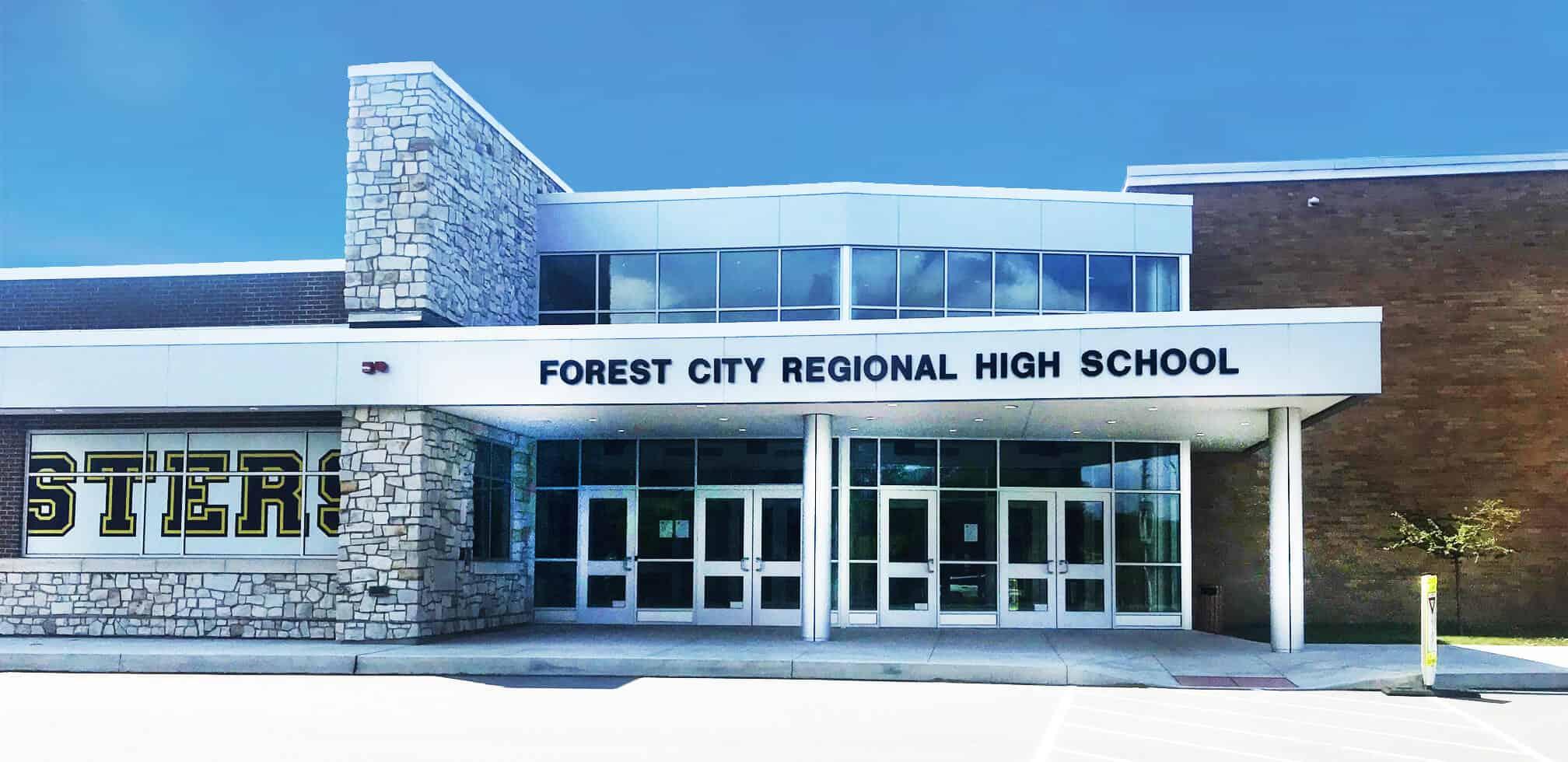Prosper forest city